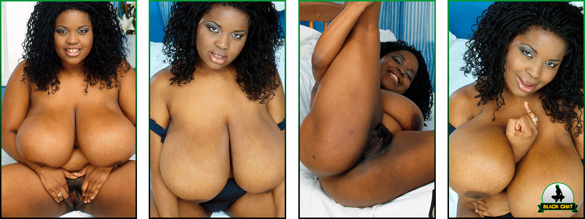 Naughty Ebony BBW Phone Sex